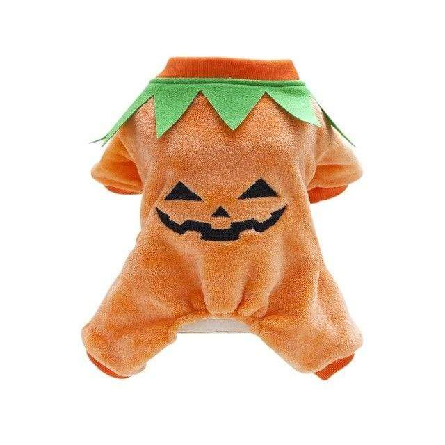 Frenchie World Shop as shown / L Pumpkin Halloween Costume