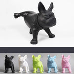 Frenchie World Shop Resin French Bulldog vintage home decor