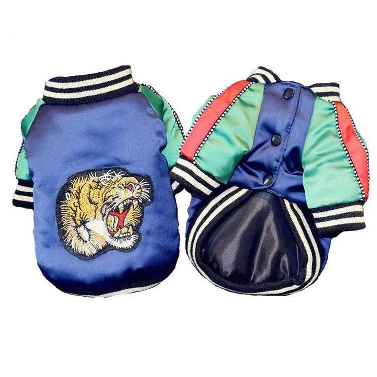 Frenchie World Shop Tiger Spring Jacket