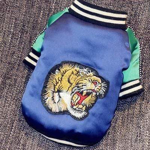 Frenchie World Shop Blue / L Tiger Spring Jacket