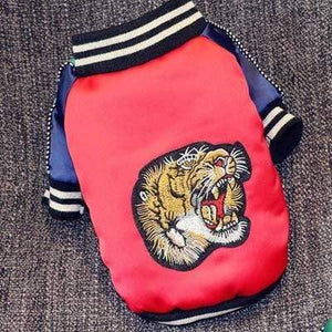 Frenchie World Shop Red / L Tiger Spring Jacket
