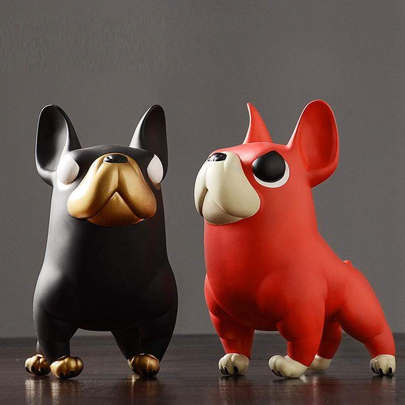 Frenchie World Shop Vinyl French Bulldog Handicrafted Sculpture