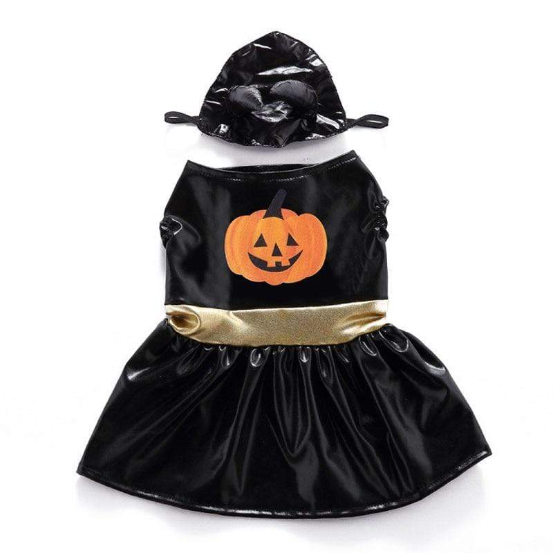 Frenchie World Shop Witch Halloween French Bulldog Costume