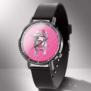 Frenchie World Shop 05 Women's Luxury French Bulldog Watch