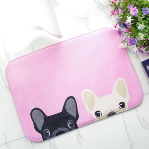 Frenchie World Shop Mats Yoga Mats Frenchie World