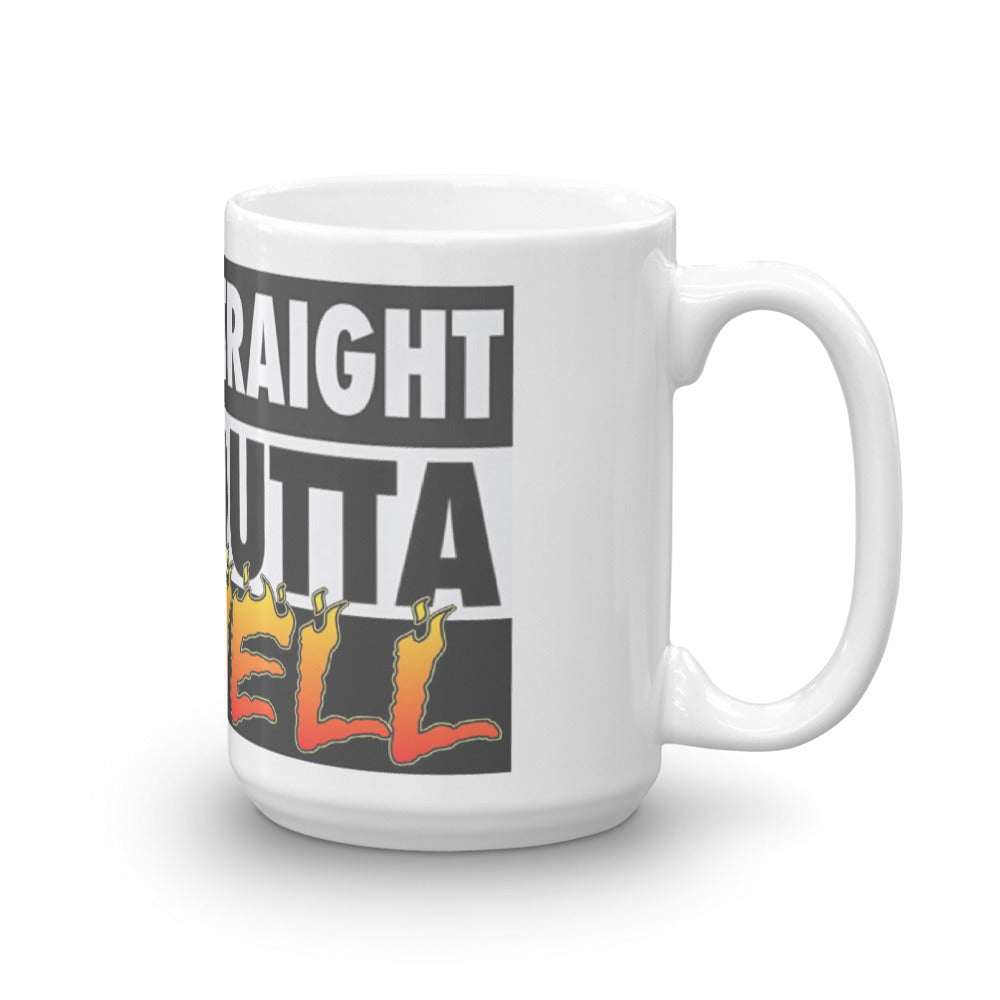Henchmen: Straight Outta Hell - Cyrus Mug