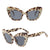 Bad Kitty Sunnies - Leopard