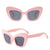Bad Kitty Sunnies - Pink