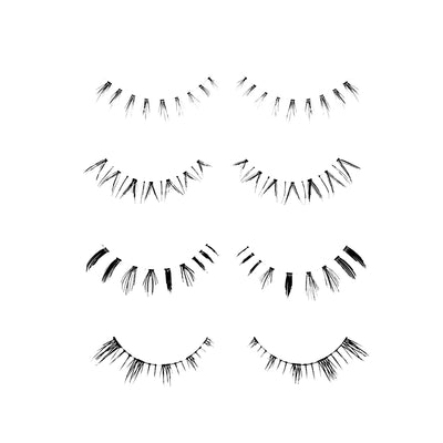 STRIP, NAKED, UNDIES LASH PACK