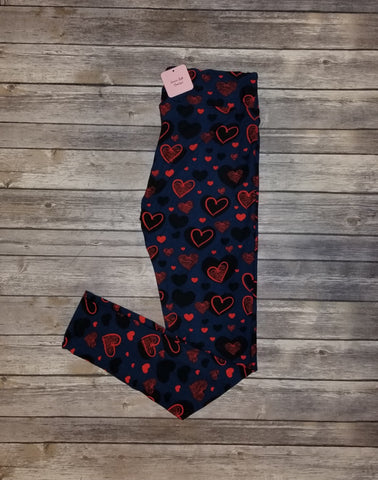 Heart Throb Leggings