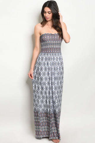 Back at It Maxi Dress