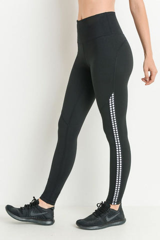 Dream Weaver Yoga Band Gym Leggings