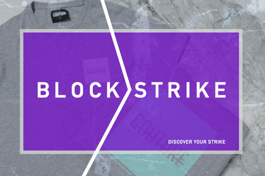 INTRODUCING: BLOCK STRIKE T-SHIRT