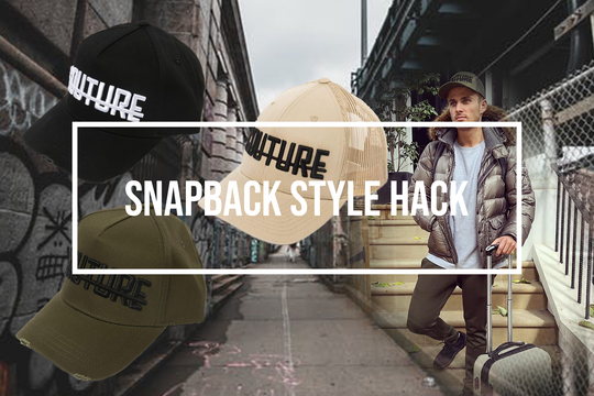 Snapback Style Hack Fresh Couture