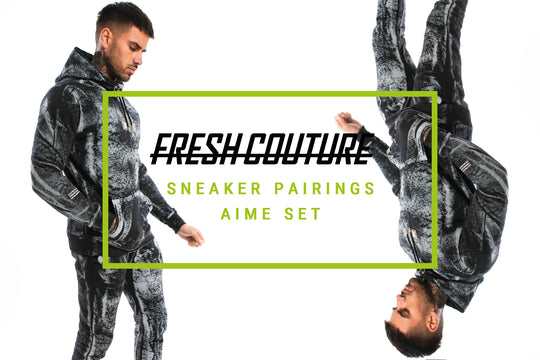 FRESH COUTURE AIME SNEAKER PAIRINGS