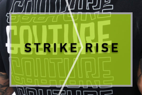 SAY HELLO: STRIKE RISE