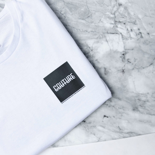 Shop Fresh Couture Block Strike In White Black