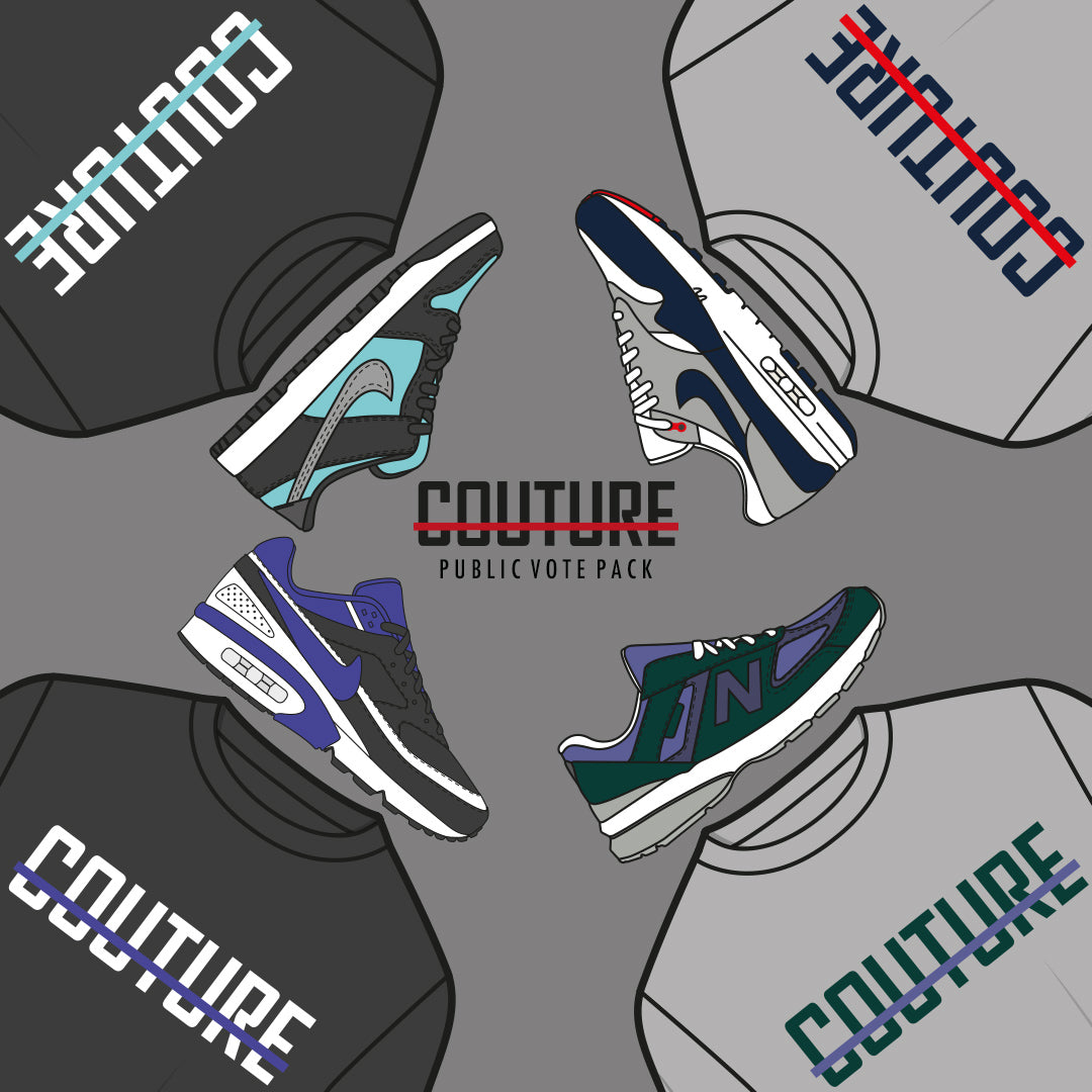 The Final 4 - Public Vote Pack // Official Fresh Couture™