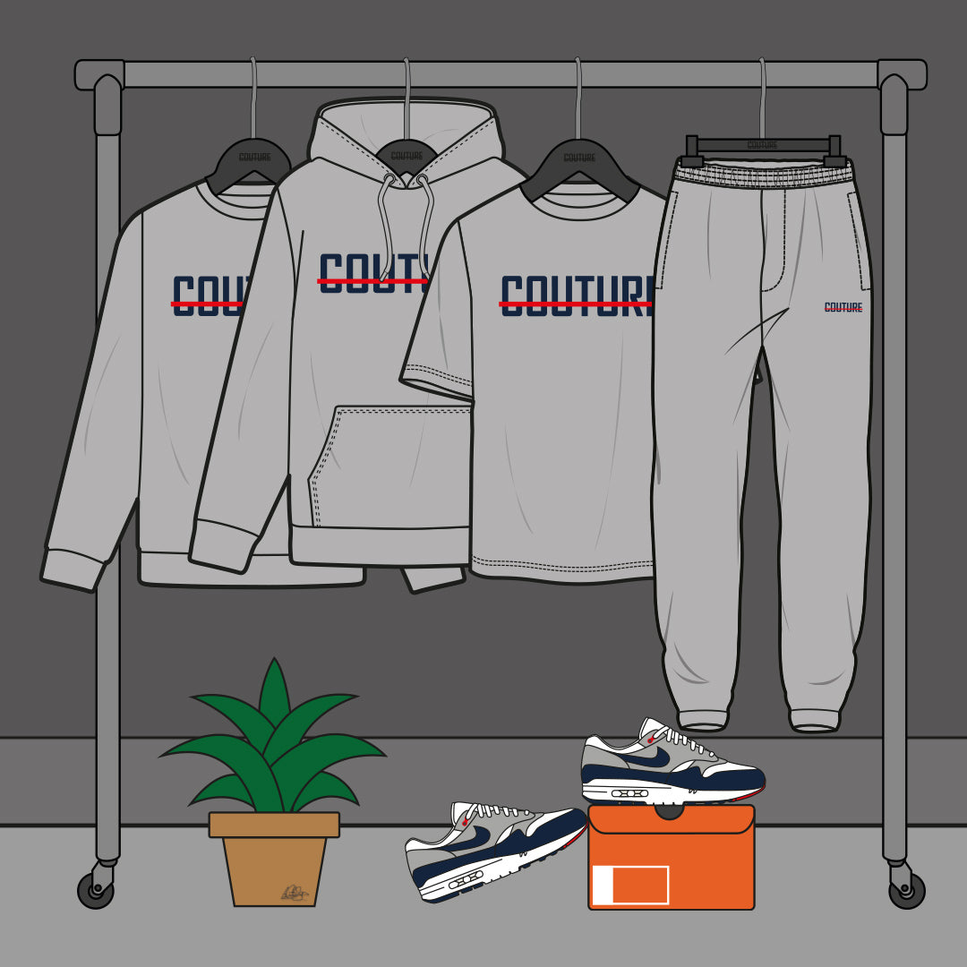 Grey / Obsidin Strike Original 'Public Vote Pack' // Official Fresh Couture™