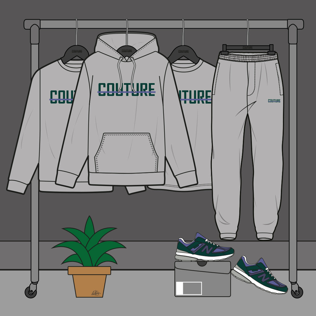 Grey / Forest Strike Original 'Public Vote Pack' // Official Fresh Couture™