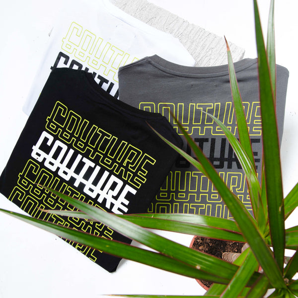 Fresh Couture Strike Rise Volt Pack T-Shirts