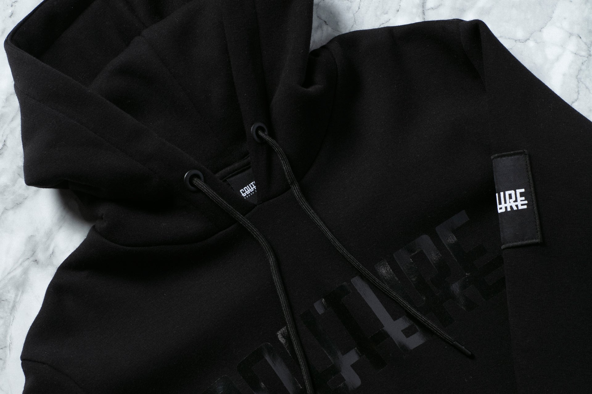 Official Fresh Couture Black Label Hoodie