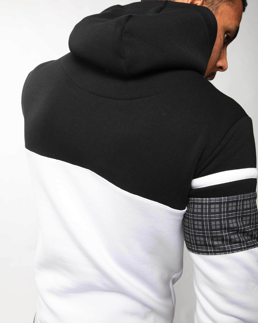 OFFICIAL FRESH COUTURE™ Rome Hoodie 'White/Black' Hoodie