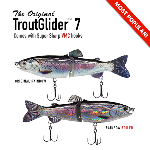 TroutGlider™ Rainbow Trout