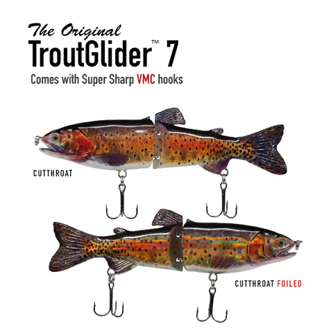 TroutGlider™ Cutthroat Trout