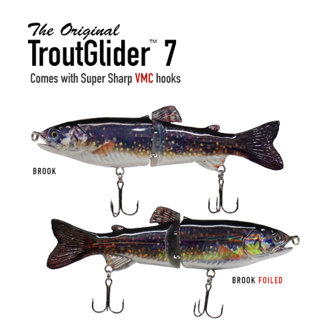 TroutGlider™ Brook Trout