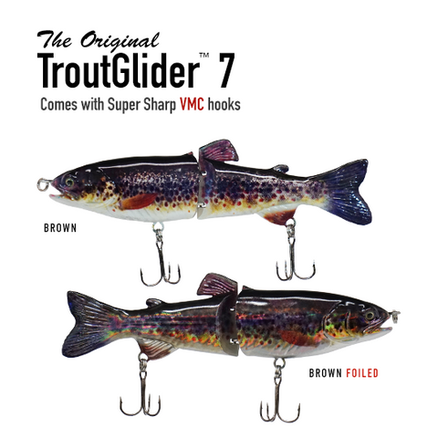 TroutGlider™ Brown Trout
