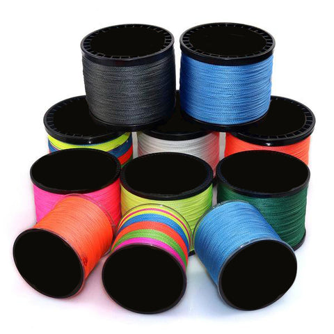 Japanese Braid Fishing Line 550 Yard