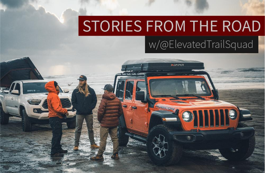 Stories From the Road with Elevated Trail Squad