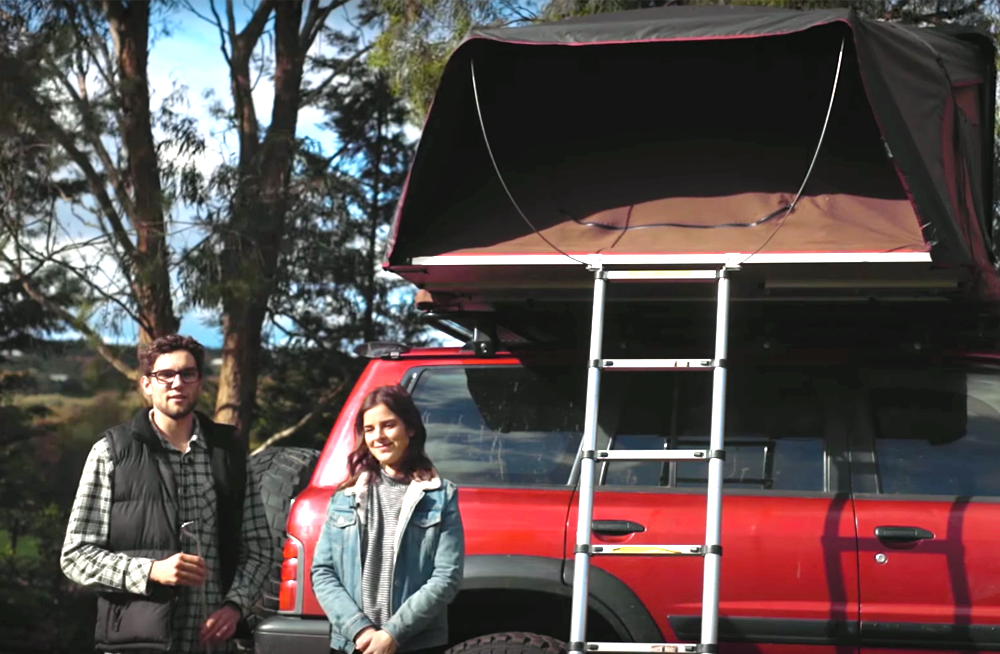 Video Review: iKamper Skycamp Rooftop Tent
