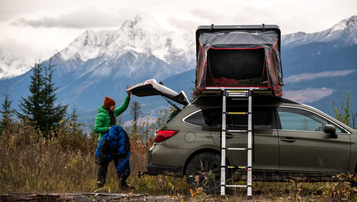 The iKamper Skycamp Mini – Because Lighter: Expedition Portal