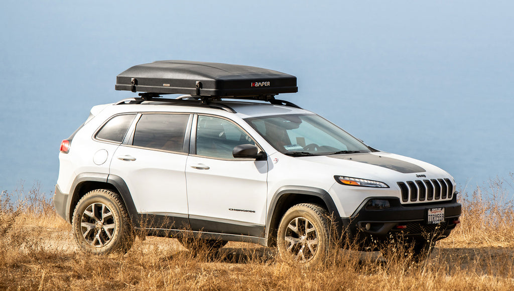 Rooftop Tent for Your Prius (or Smaller) - iKamper Launches Skycamp Mini: Gear Junkie