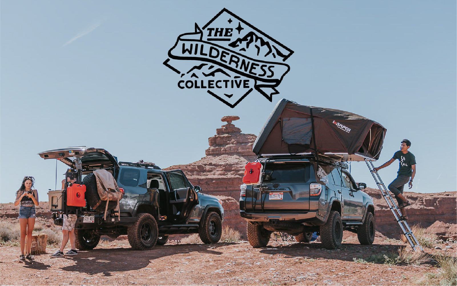 Arizona Road Trip with 'The Wilderness Collective'