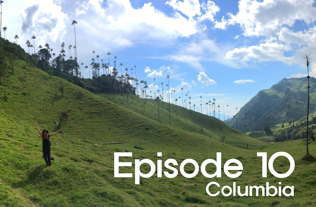 Vueltamerica - Episode 10 Columbia