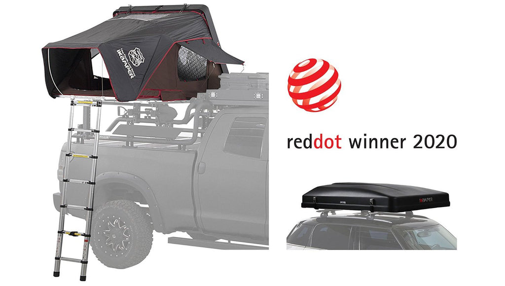 Skycamp Mini Wins 2020 Red Dot Design Award