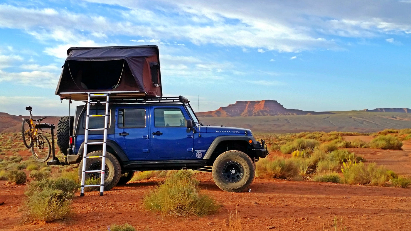 SKYCAMP - The Roof Top Tent that Sets up in 60 Seconds u0026 Sleeps 4 People : car topper tents - memphite.com