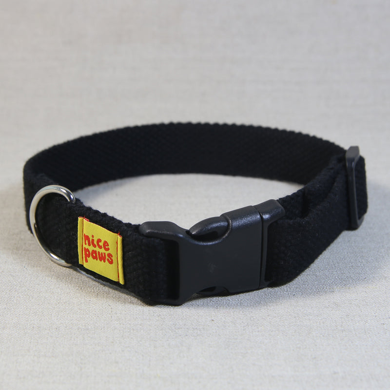Cotton Collar - Black