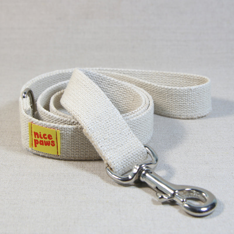Hemp Leash - Natural