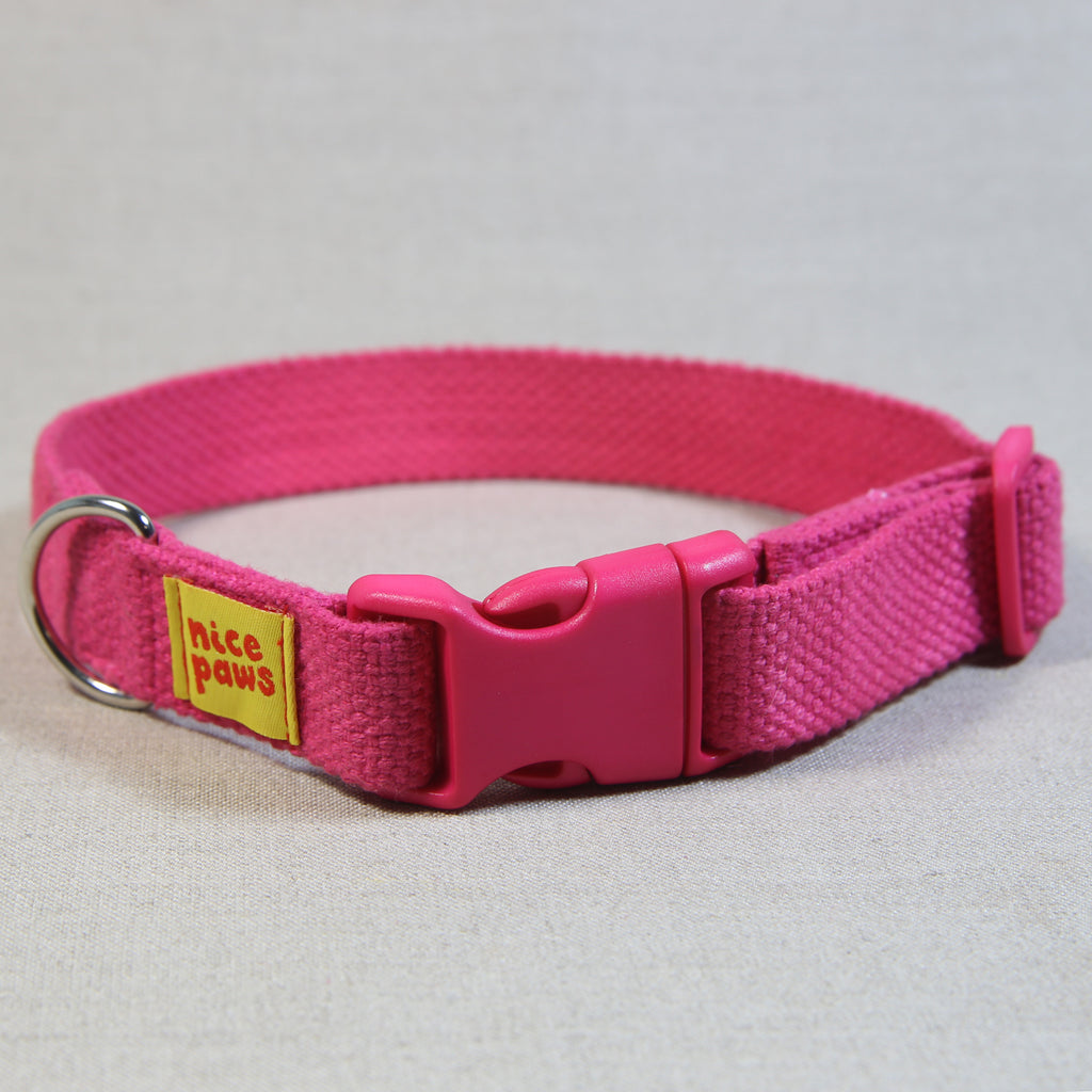 Cotton Collar - Pink