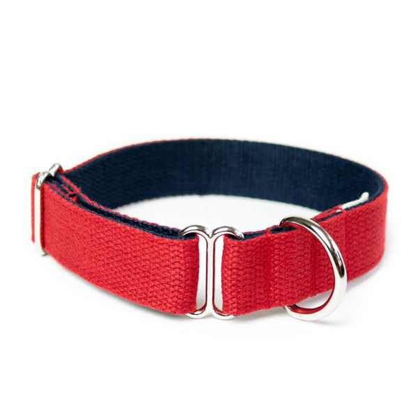 Vackertass Two-Tone Cotton Collar