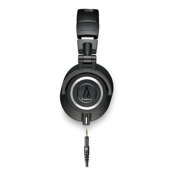 audio-technica ATH-M50x headphones Canada - Black