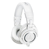 audio-technica ATH-M50x headphones Canada - White