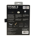 DUNU Titan 3 Canada - Retail Box - Back