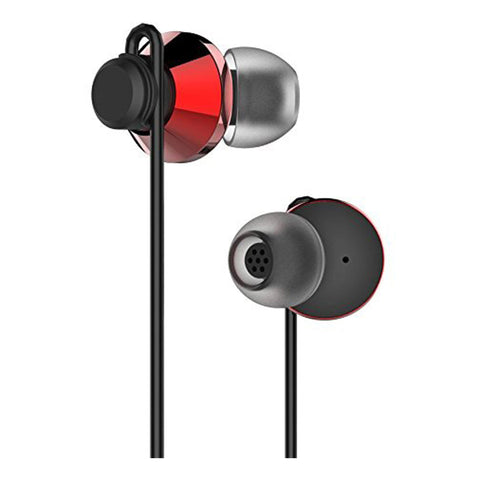 DUNU Titan 1-ES earphones - Red - Canada