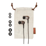 LSTN Bowery wood earbuds Accessories Canada - Ebony