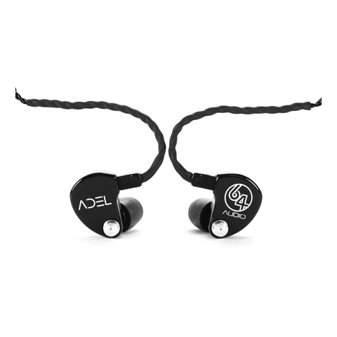 U4 earphones - 64 Audio